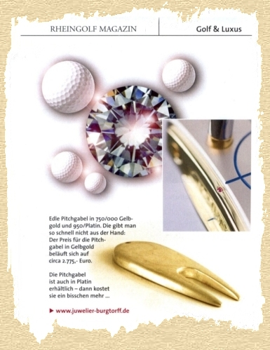 "RHEINGOLF-Magazin 03/07 ""LUXUS+GOLF"""